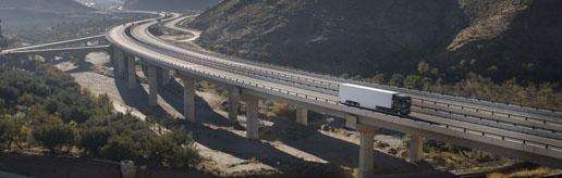 La ecotasa francesa para camiones, en marcha