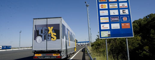 Guipúzcoa want to apply new tolls to transport the October 1, 2014